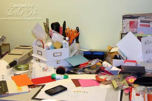 On My Desk - Aug 25