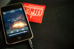 #nowplaying 1 (joo0ey) Tags: music ipod rarariot