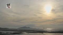 Sunset from Pak Nai, Hong Kong (jingbar) Tags: sunset bobthompson canonpowershotg11
