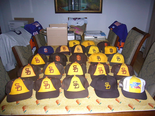 Padres collection