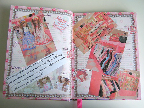 Angelic Pretty Pages One