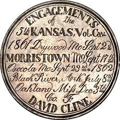 David Cline Medal