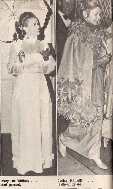 America's Worst Dressed, 1970