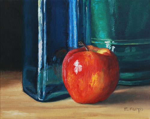20100730 Apple Bottle and Urn 8x10