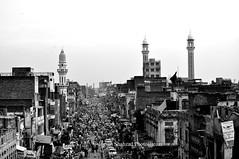 Faisalabad (Hasan Shahzad) Tags: city pakistan urban white black ghar culture punjab karachi lahore bazar islamabad faisalabad ghanta blackwhitephotos