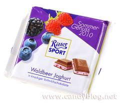 Ritter Sport Waldbeer Joghurt