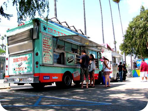 L.A. FOOD TRUCKS