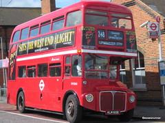 Routemaster ALM 60B - Upminster (essexrunner) Tags: uk england bus transport routemaster rm aec upminster brtish alm60b