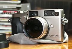 Contax G2+G28+彩韻200
