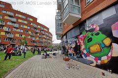 DMV crew, in progress (Herv PHOTOGRAFF) Tags: london mos painting graffiti flickr can spray urbanart crew getty writer cans graff aerosol dmv bombing spraycanart spraycan pinter dran arturbain peinturemurale photograff92 vephotograff92