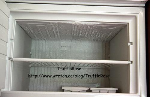 我在羅旺斯的冰箱。Le Close du Puy-Puyricard-100512