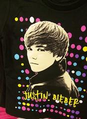 As My Sister Would Say... (yummysmellsca) Tags: justin kids shopping fan clothing tshirt walmart teen beiber fanshirts justinbeiber
