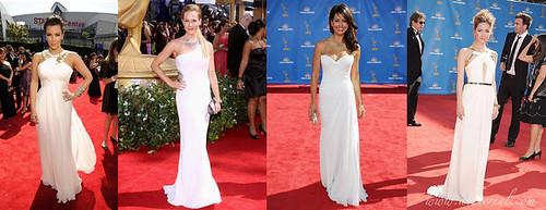 62nd Emmy Awards Fashion