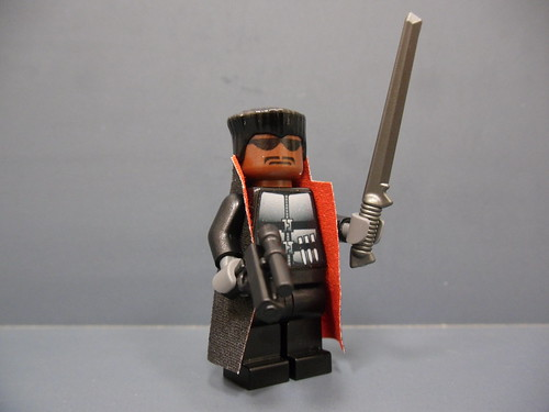 Custom minifig Blade custom lego minifigure