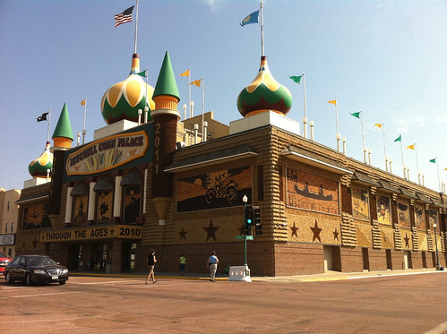 "Did Somebody Say ""Corn Palace?"""