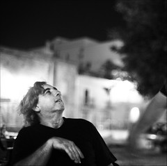 late night at magione (gorbot.) Tags: blackandwhite bw drinking palermo magione canoneos5d nikonmount planar5014zf carlzeisszf50mmplanarf14