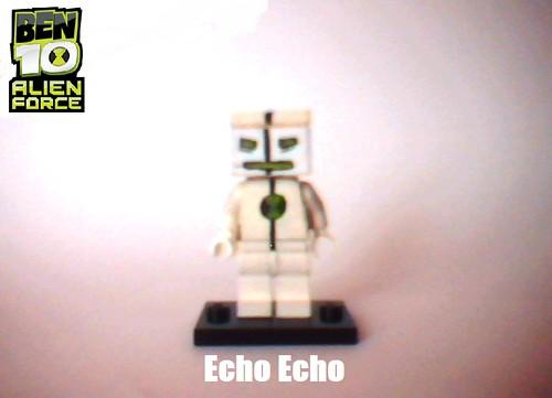Ben 10 Alien Force: Echo Echo (V1)
