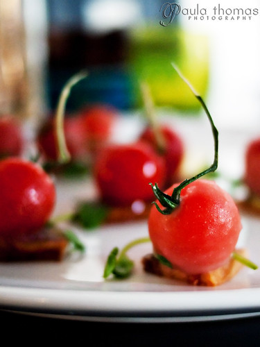 Cherry Tomatoes Like You've Never Had Before