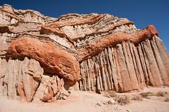 Redrock Canyon State Park (David~O) Tags: redrockcanyon california ca red desert canyon erosion kern mojave redrock