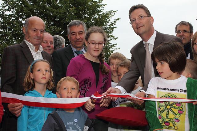 Opening Leuven kermis 2010