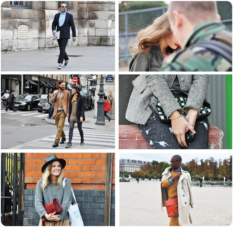 Street Style—Mostly France
