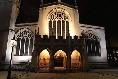 2010 Christmas concert St. Margaret's church