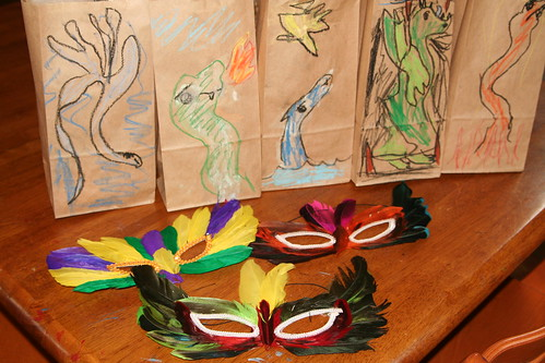 Jungle Dragon Goodie Bags