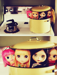 Boiling Blythes - 34/365 ADAD 2011 - 5/52 Dolly Diptychs