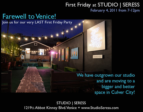 Farewell First Friday