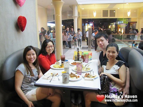 friends at burgoo