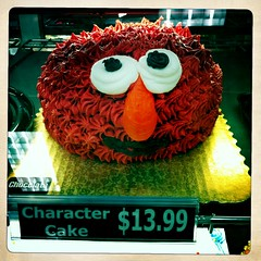 Character Cake by Jason Willis