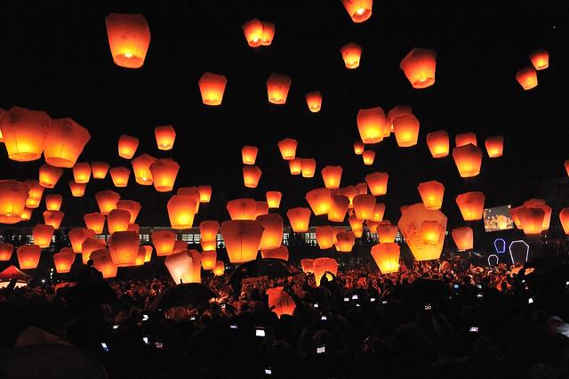 2011平溪天燈