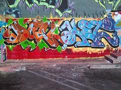 DUEL KET RIS (D1NYC) Tags: sky art 50mm graffiti la los angeles style vandal porn frame vandalism duel graff nacho vandals mtk knicks ket mci ris byi dtk aok tfp kets dueler dtk5