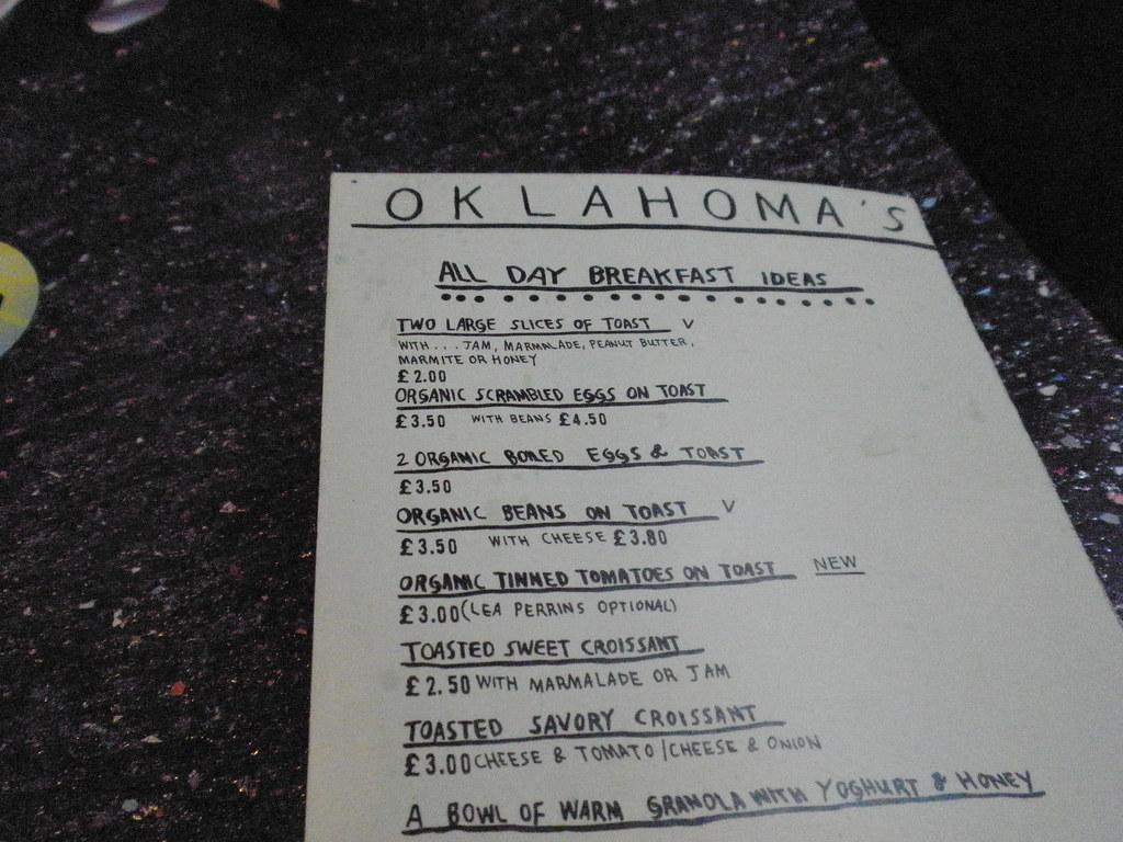 Oklahoma.