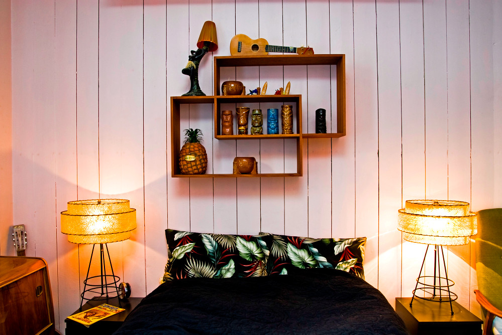tiki bedroom  Ace Dynamite  Tags  modern century fifties interior retro  rockabilly shadowbox tiki. The World s Best Photos by Ace Dynamite   Flickr Hive Mind