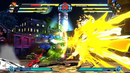 MARVEL VS CAPCOM 3 REVIEW VIDEO - Marvel vs Capcom 3: Fate of Two Worlds Video review