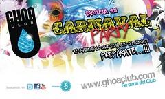 Carnaval Party - Ghoa Club