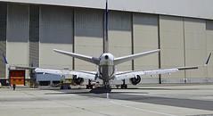 United Airlines 1999 757 N598UA c/n 28751 at San Francisco Airport. 2017. (planepics43) Tags: united airlines sanfranciscoairport n598ua 28741 california claytoneddy 17crossfeed sfo boeing 757 757222 unitedairlines