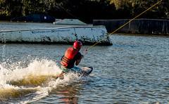 Omnia Cable Ski-0018 (~.Rick.~) Tags: cableski carbrook friends kneeboard omniagroup qld queensland seq team excitement fun ski water australia au