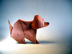 Dog 22 - Edwin Corrie (Rui.Roda) Tags: origami papiroflexia papierfalten chien cachorro cão perro dog 22 edwin corrie
