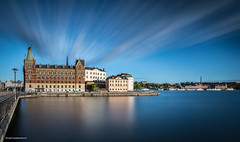 Norstedts LE - Stockholm { Explore 6/7/2017 } (jerry_lake) Tags: 14mm 15stopgrad 201seconds d750 iso80 leesuperstopper nikon1424mmf28 scandi stockholm sweden f80 longexposure
