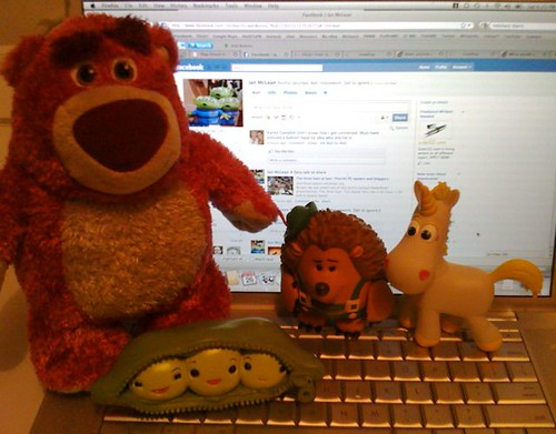 "Lotso and gang from ""Toy Story 3"""