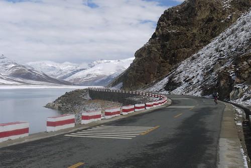 Road & snow