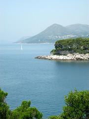 Croatia 2010 view from Babin Kuk (enblomskan) Tags: croatia dubrovnik adriatic dalmatia babinkuk
