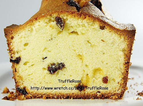 家賊蘭姆葡萄蛋糕-100630