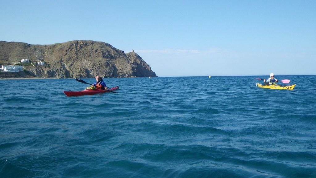 Cabo de Gata en kayak 059
