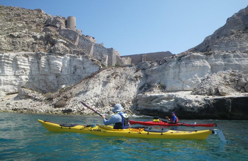 Cabo de Gata en kayak 128