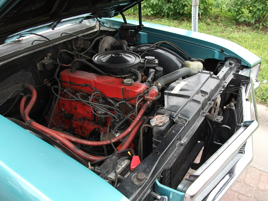 Buick Skylark 6 cylinder