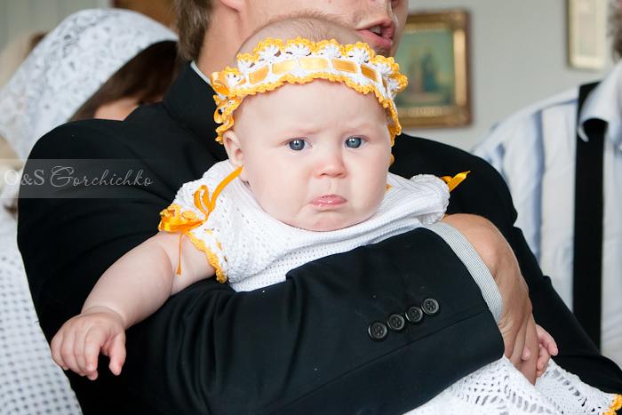 Крещение Валерии