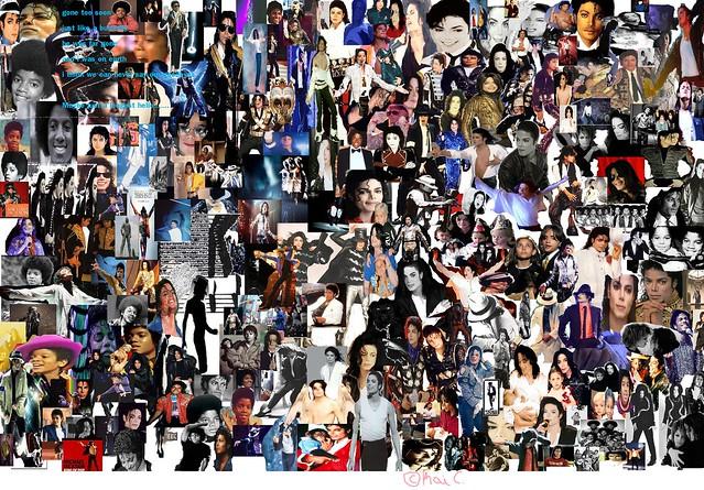 mj collage